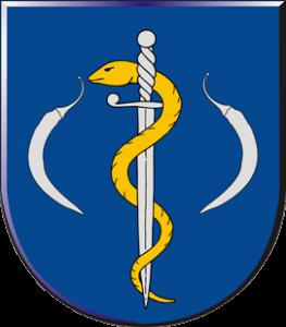Shield crest De Calonne